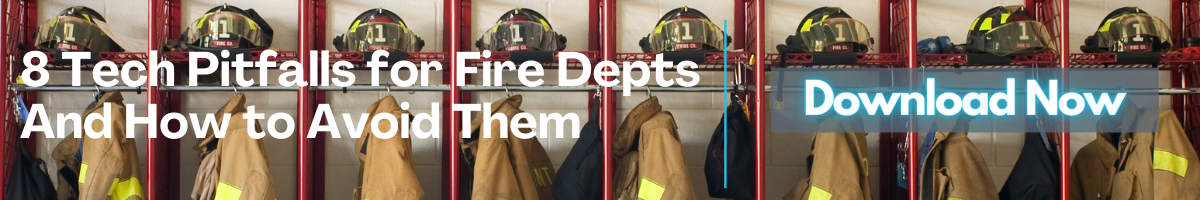 8 Tech Pitfalls for fire departments download