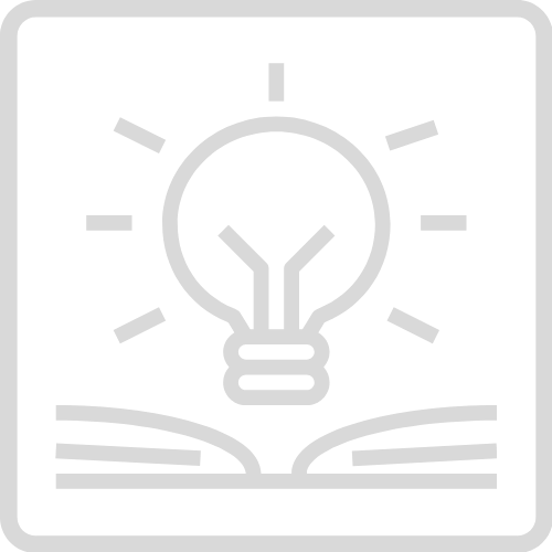 lightbulb over book